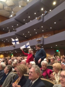 Sibelius Concert